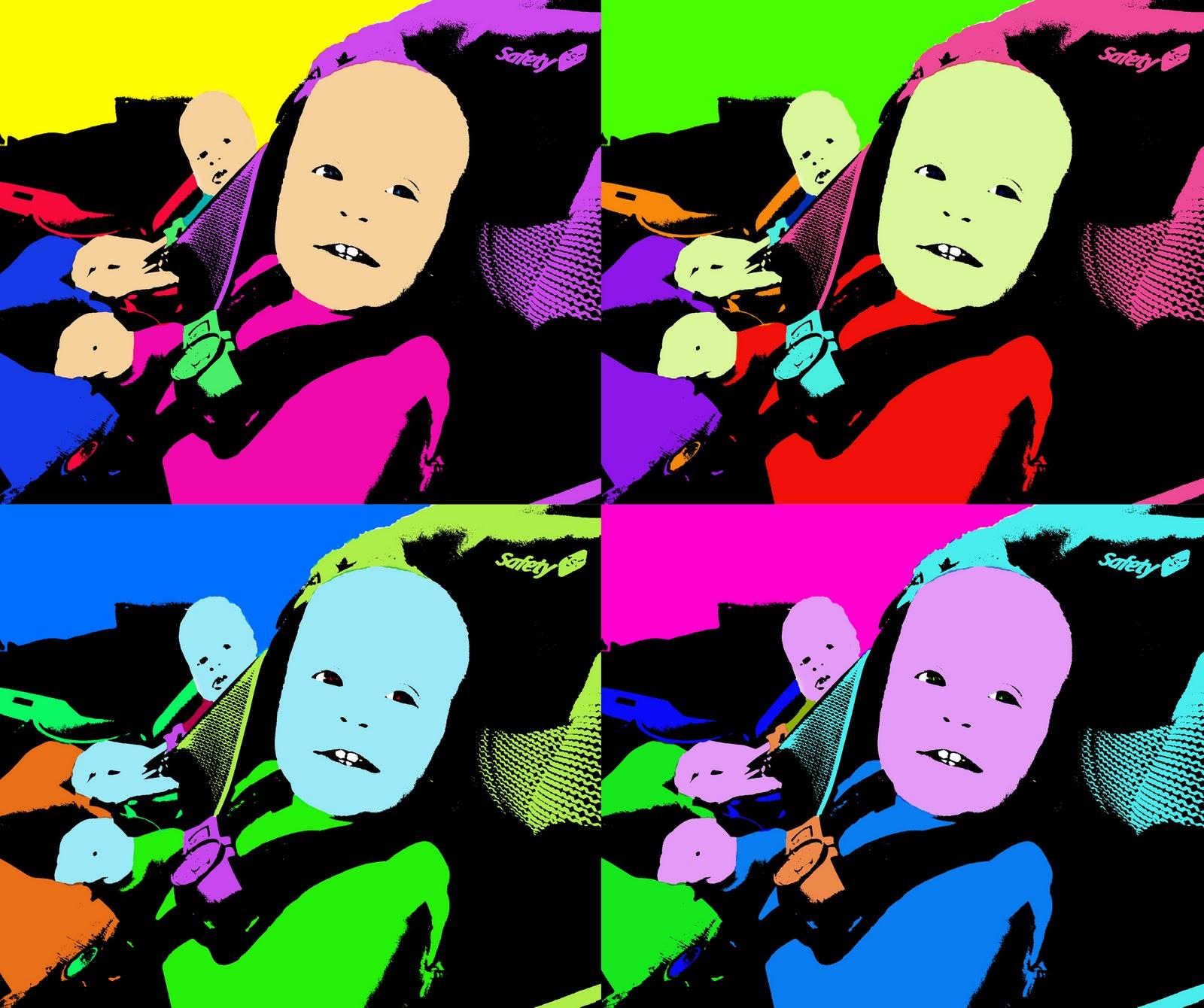 Digital Imaging: Pop Art 2