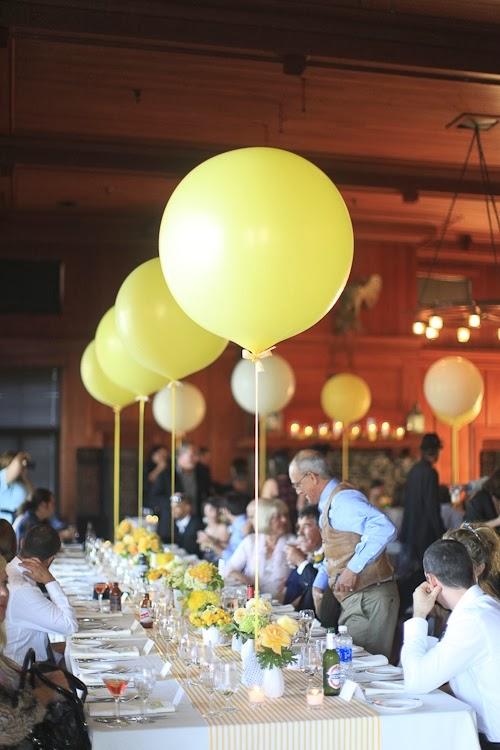 Decora tu boda con globos xxl presume de boda blog - Decora con globos ...