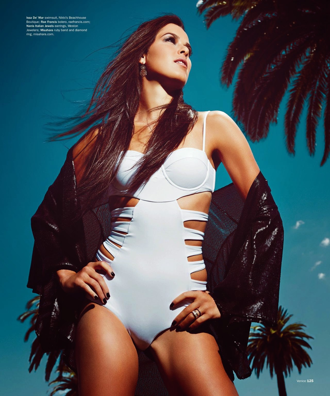 Italian Hotties Good wta hotties: hot shot: ana ivanovic swimsuit photos for venice