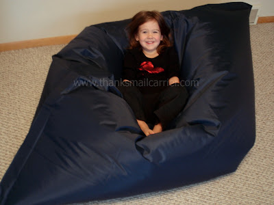 Sumo beanbag chair