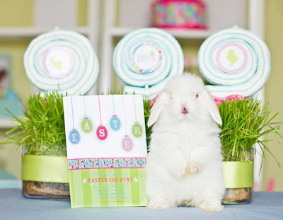 semplicemente perfetto wedding planner easter bunny coniglio party primavera