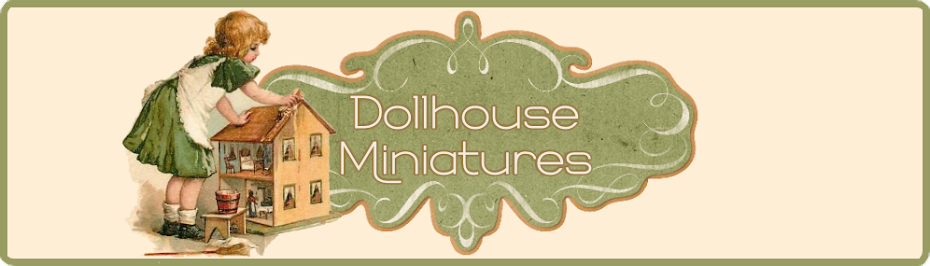 Dollhouse-Miniatures Blog