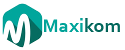 Maxikom | Template Blogger Responsive Gratis