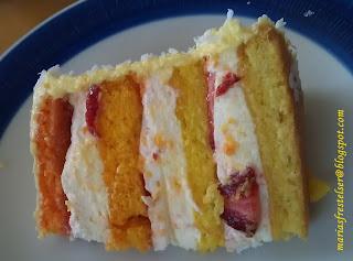 Gula tårtbottnar