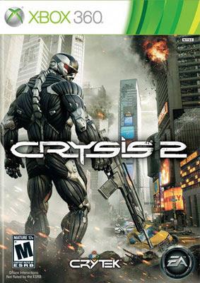 Crysis 2 (X-BOX360)NOVO LINK Crysiscapa