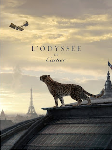 LODYSSE DE CARTIER FILM WITH ICONIC PANTHERE PREMIERES