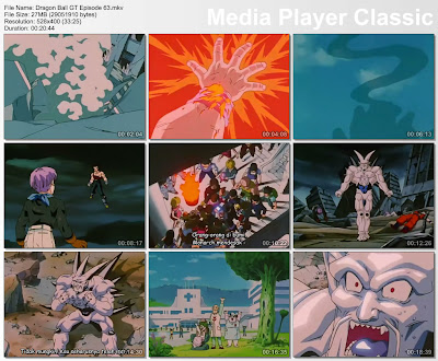 Download Film / Anime Dragon Ball GT Episode 63 Bahasa Indonesia