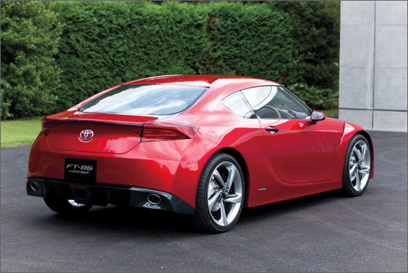 Awesome For Sport Car You Must Try To Use 2012 Toyota FT 86. It Is The Best And  Newest Sport Car That Offered To You. Will Able To Choose Sport Car With  Red Color.