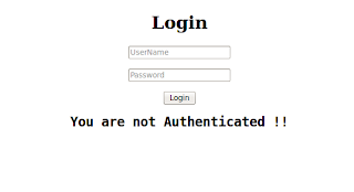 Bypass Authentication