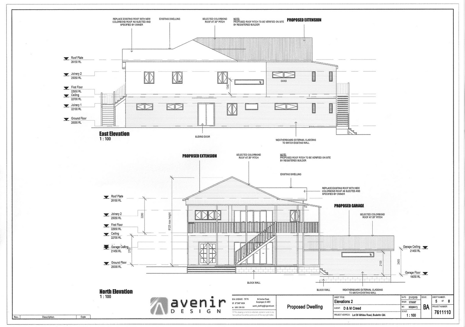 House plans for views to side for Side view house plans