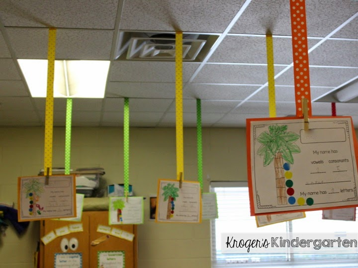 Classroom Hanging Decor ~ Kroger s kindergarten ceiling ribbons all grades