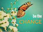 """Be The Change"" Webinar Series"