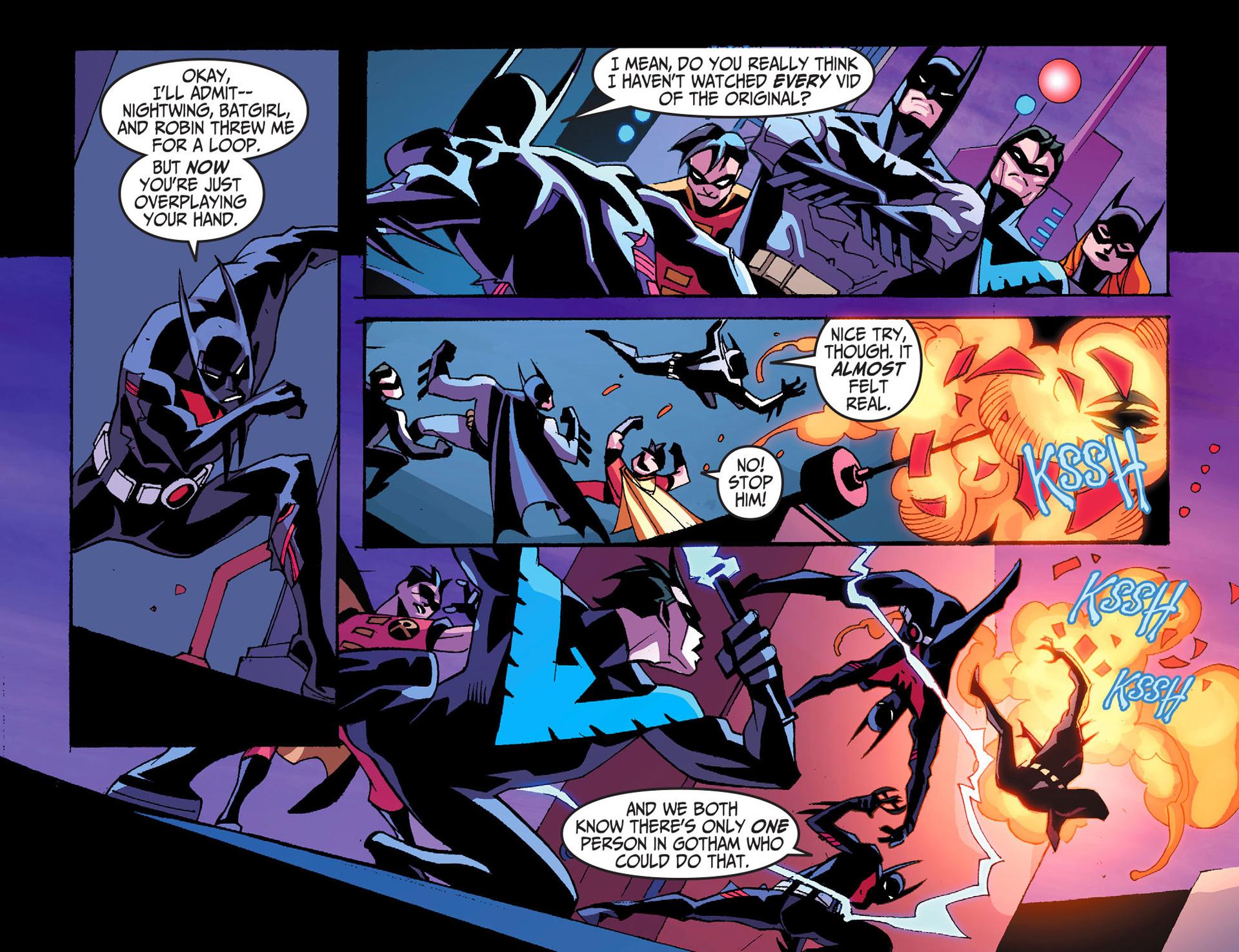 Batman Beyond 2.0 Issue #5 #5 - English 6