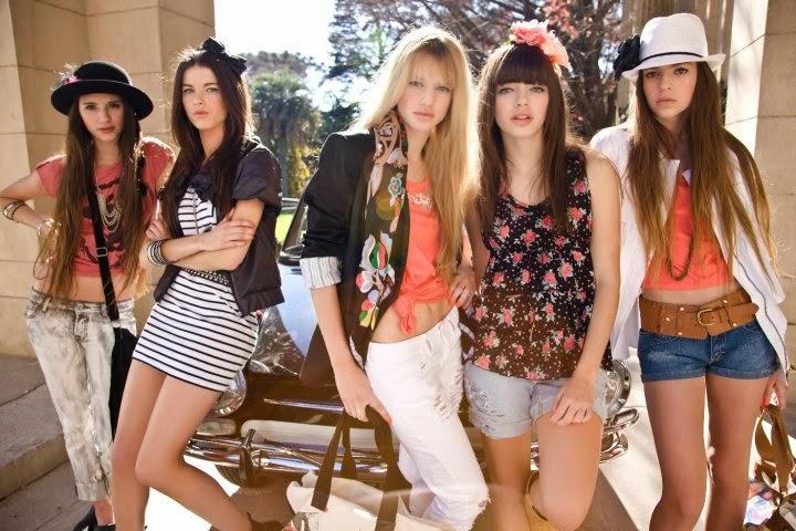 C mo vestir a los 13 14 y 15 a os nueva adicci n - Combinaciones ropa interior femenina ...