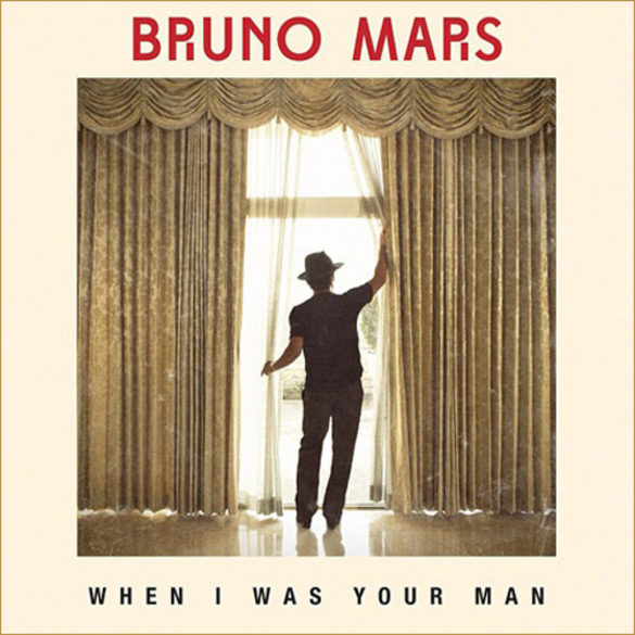 Copertina Bruno Mars - When I Was Your Man