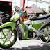 Modification Supra X 125 - Pictures Modification Honda Supra X 125