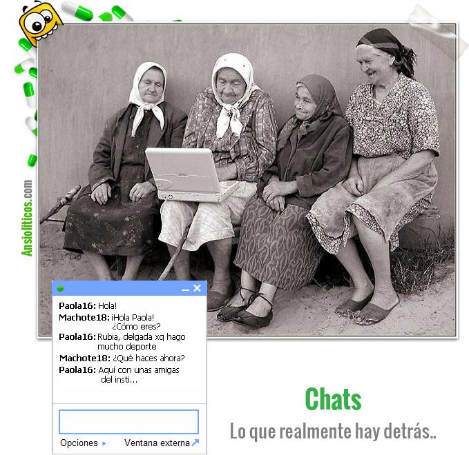 Chiste de Las Mujeres en Internet