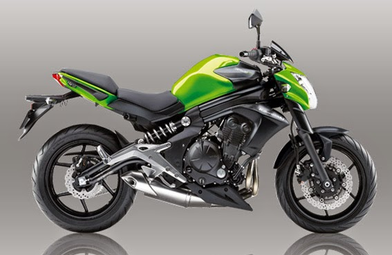 SPECIFICATIONS KAWASAKI ER-6n 2014 - The New Autocar
