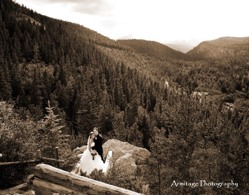 Peaceful Valley Ranch Colorado Wedding Peaceful Valley Ranch