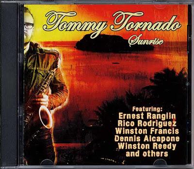 TOMMY TORNADO - Sunrise (2009)