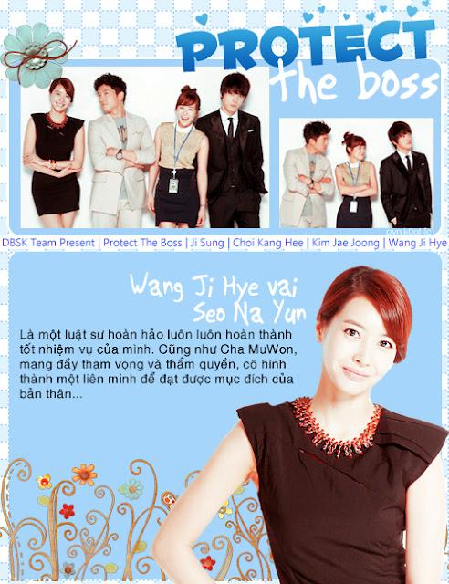 Bảo Vệ Ông Chủ - Protect The Boss [18/18 Tập]