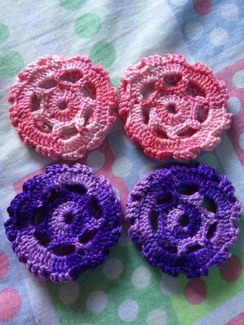 Crochet Ear Pads
