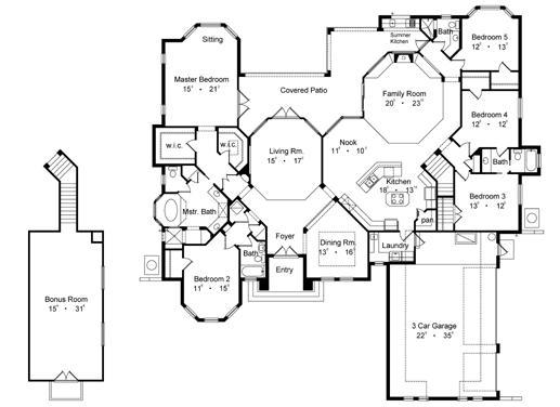 Dibujo Arquitectonico De Una Casa Imagui