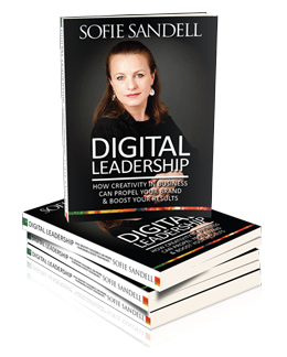 Min bok Digital Leadership