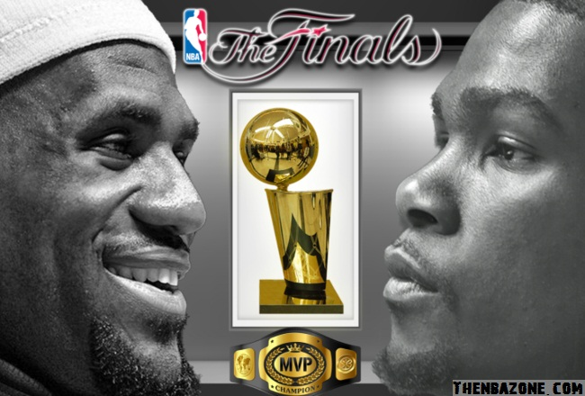 Best HD NBA Finals 2012 Wallpapers Thunder vs Heat 2012 NBA Playoffs Wallpaper