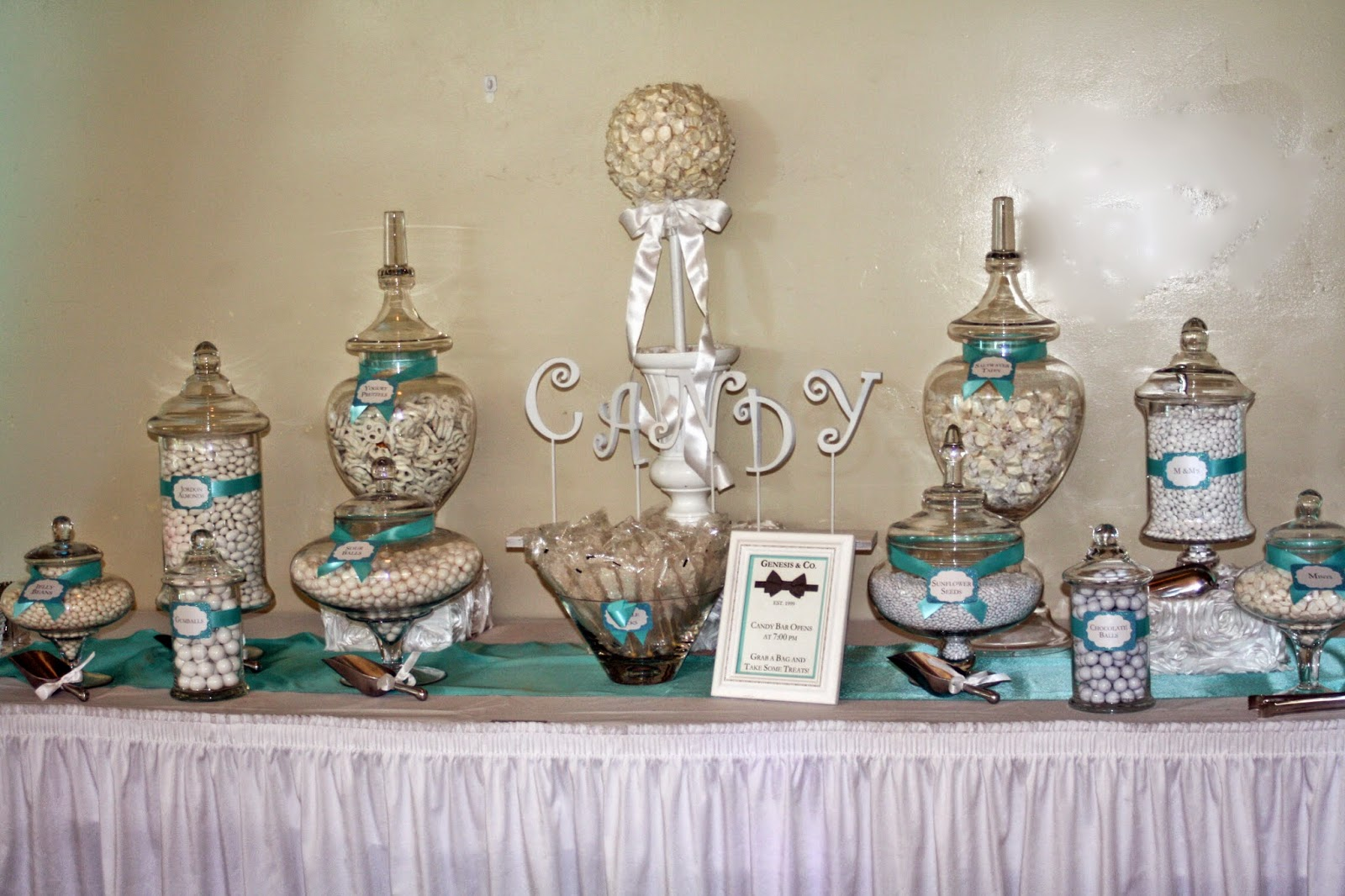Candy Buffets by Vreeke: Our Buffets