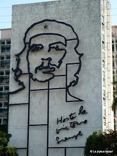 La havane - plaza de la revolucion - Che Guevara