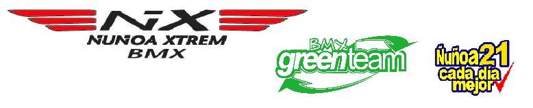 CLUB DE BICICROSS ÑUÑOA XTREM BMX
