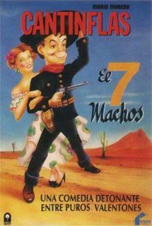 Cantinflas: El siete machos – DVDRIP LATINO