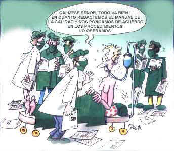 estandar terapia intensiva: