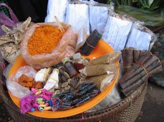 Traditional Cambodia Medicine