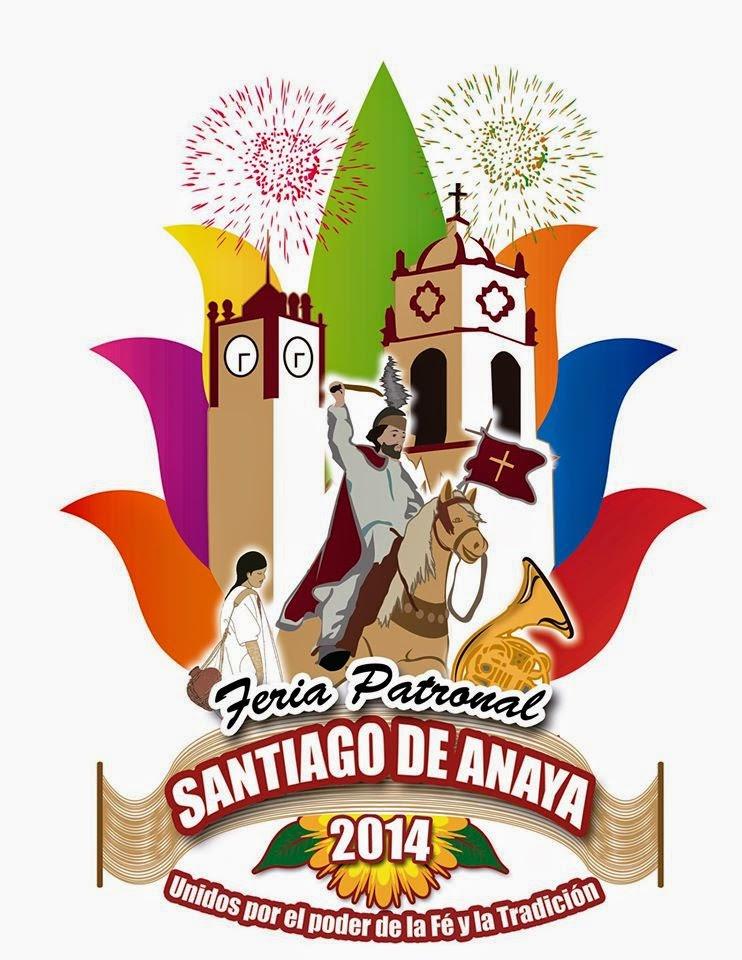 Feria Santiago de Anaya 2014 programa