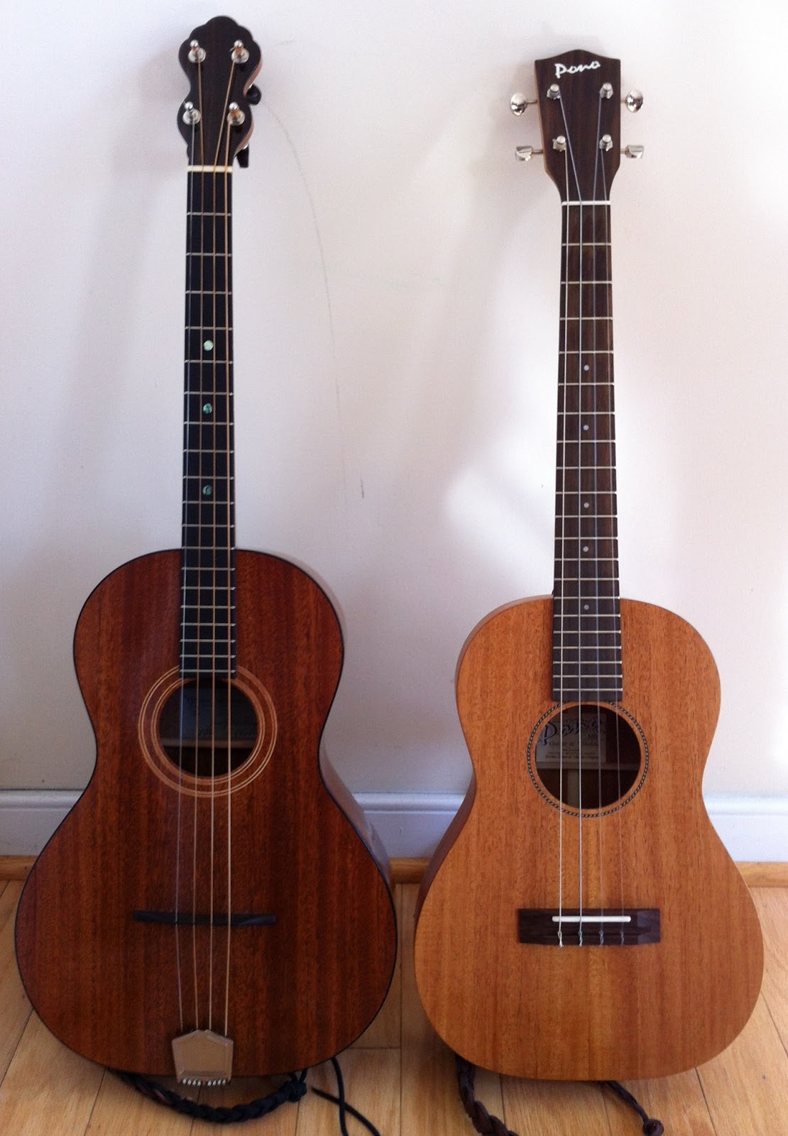 Six Water Grog: Say old man, is that a tenor guitar or a baritone ukulele?