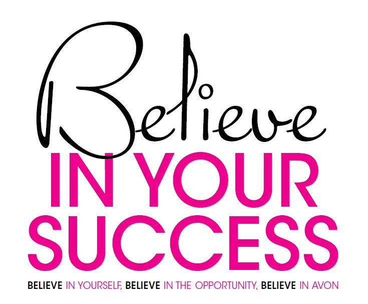 BELIEVE IN YOU!