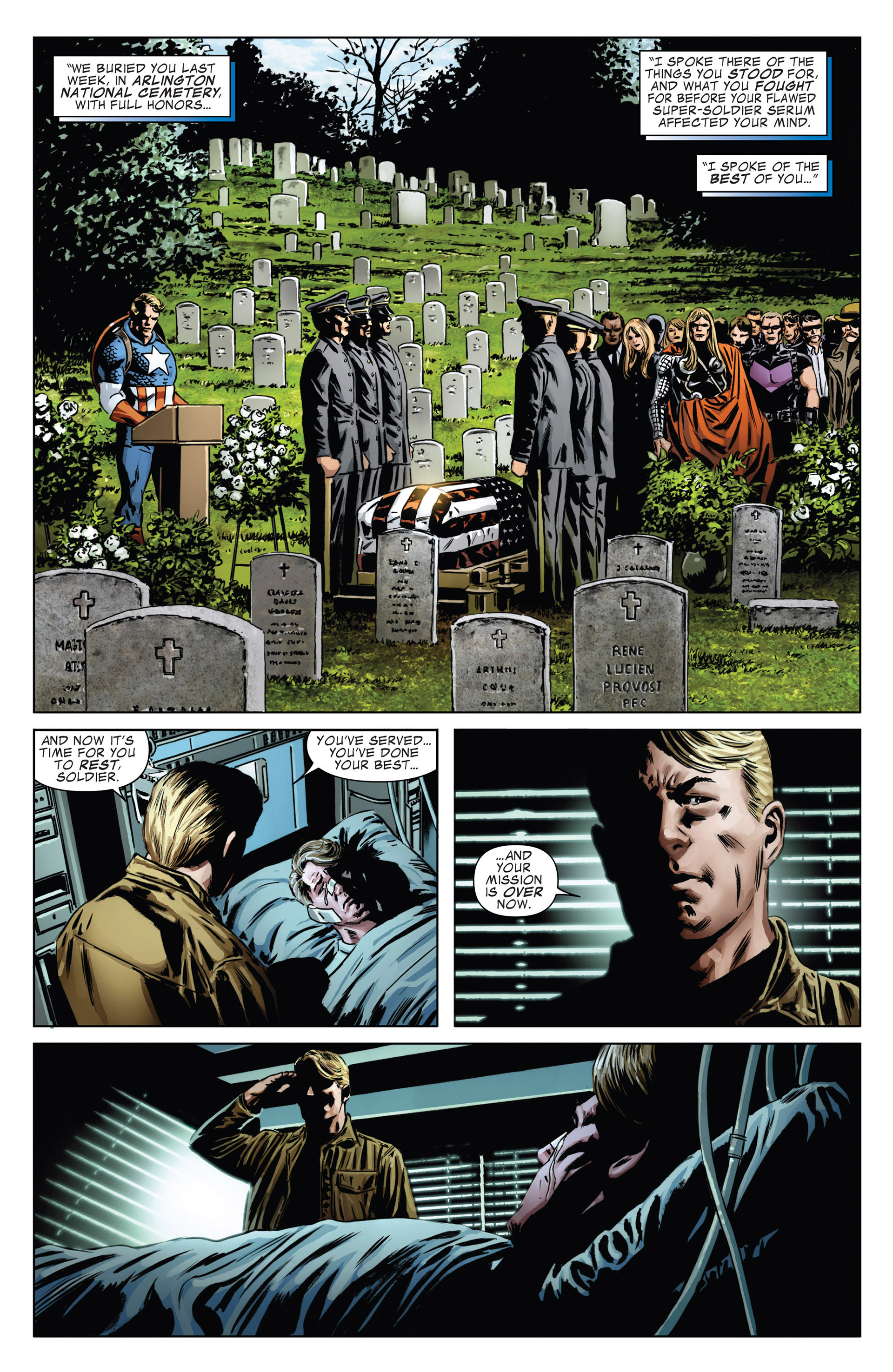 Captain America (2011) Issue #19 #19 - English 19