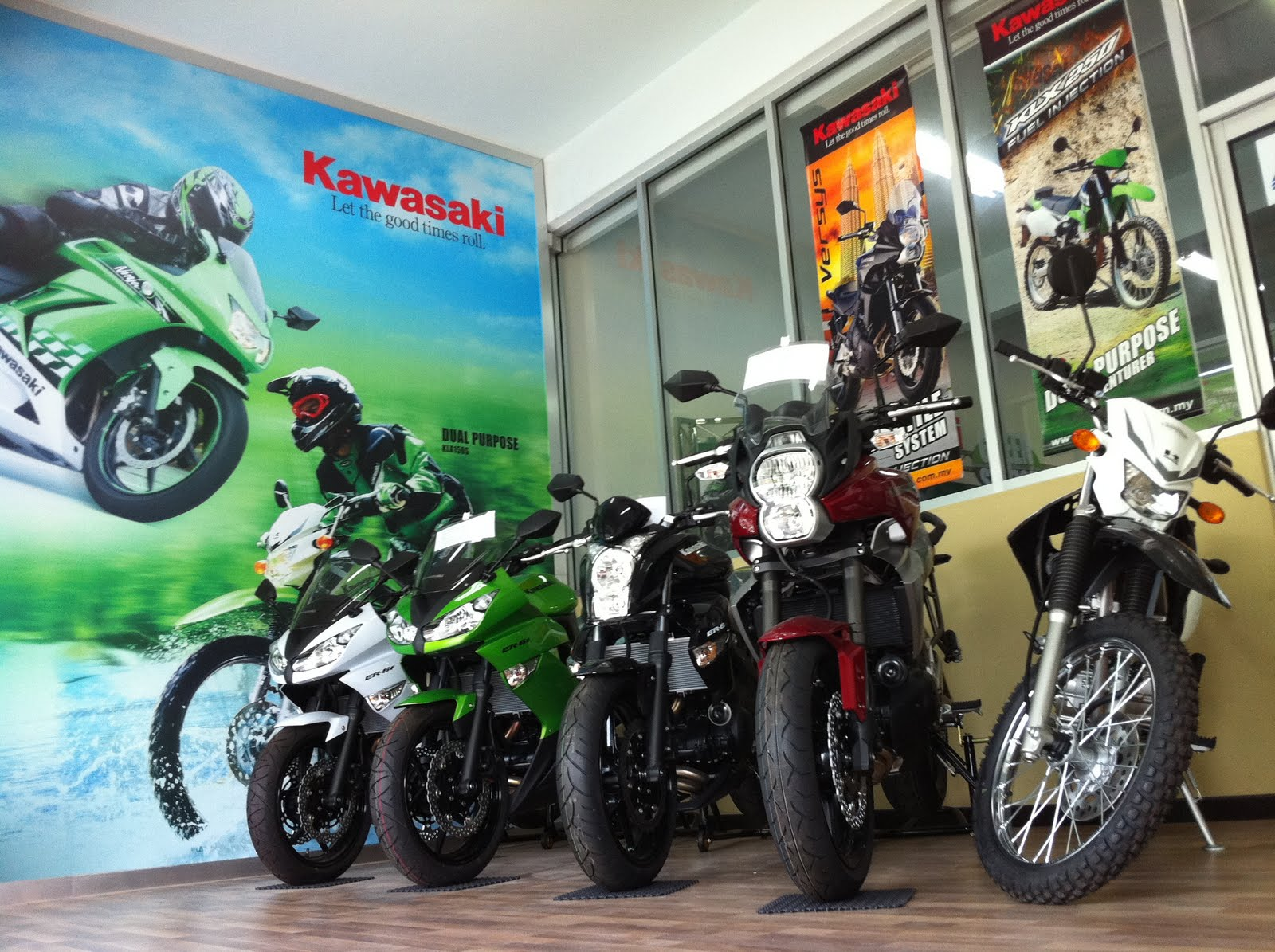 Kawasaki Parts Dealer Near Me