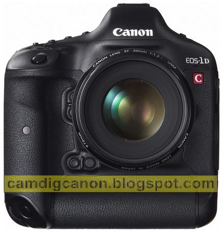 Harga Kamera DSLR Full-frame Canon EOS 1D C dan Spesifikasi Lengkap