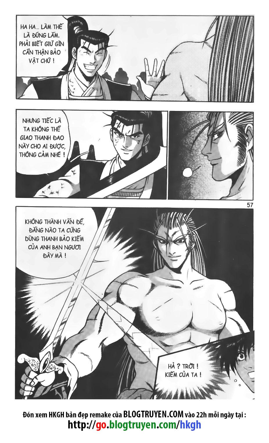 Hiệp Khách Giang Hồ chap 210 Trang 4 - Mangak.info