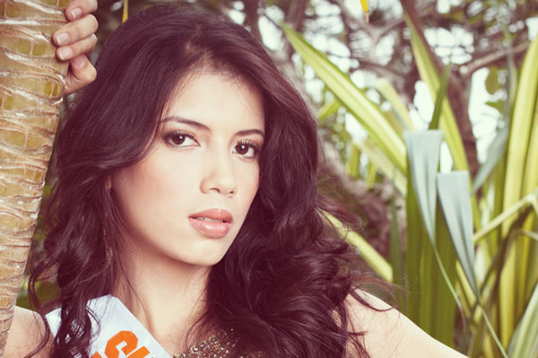 andi tenri natassa, miss asia pacific world indonesia 2012,miss asia pacific world 2012 contestant
