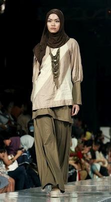 Hijab Fashion Show
