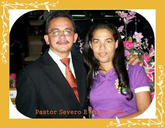 Pastor Severo e Miss Luiza