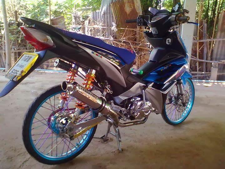 Modifikasi motor suzuki satria fu thailook holidays oo for Swift motors garner nc