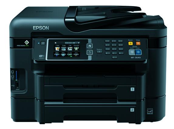 Epson Workforce Wf 3620 Drivers & Downloads