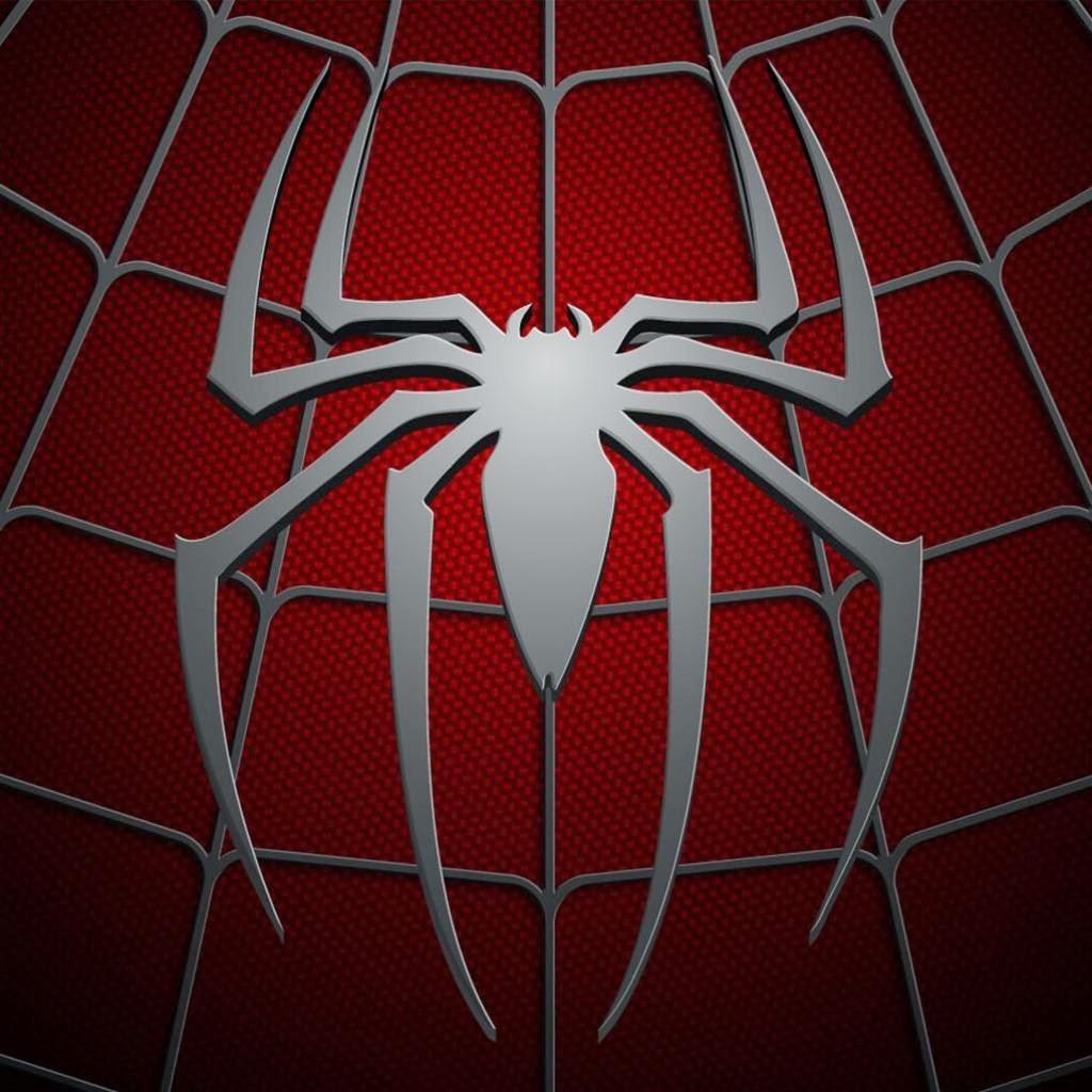 Símbolos del Hombre Araña o Spiderman.