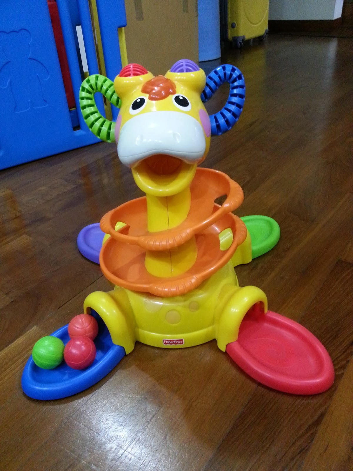 Pretty Cheap Stuffs Preloved Fisher Price Go Baby Go Sit To Stand