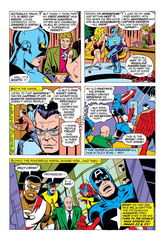 Captain America (1968) Issue #174 #88 - English 12
